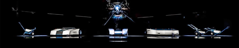 Flugzeugschlepper von Towflexx