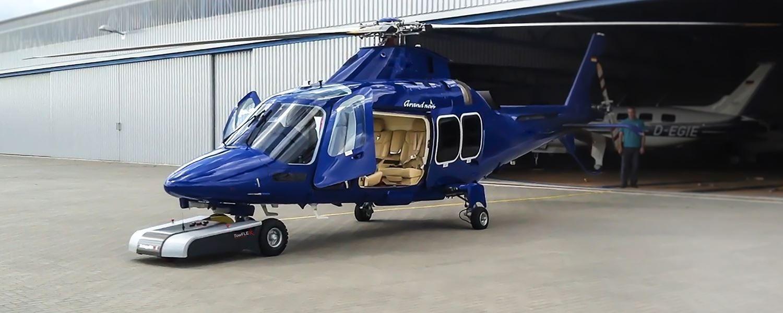 Towflexx TF3 Schlepper für Helikopter
