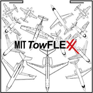 mehr Platz im Hangar durch Flugzeugschlepper von Towflexx
