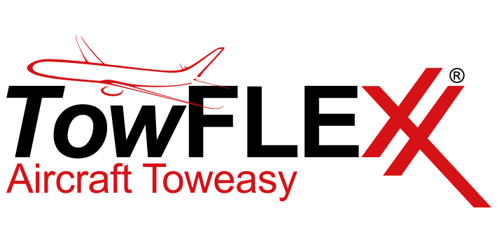 Logo Towflexx Aircraft Tugs