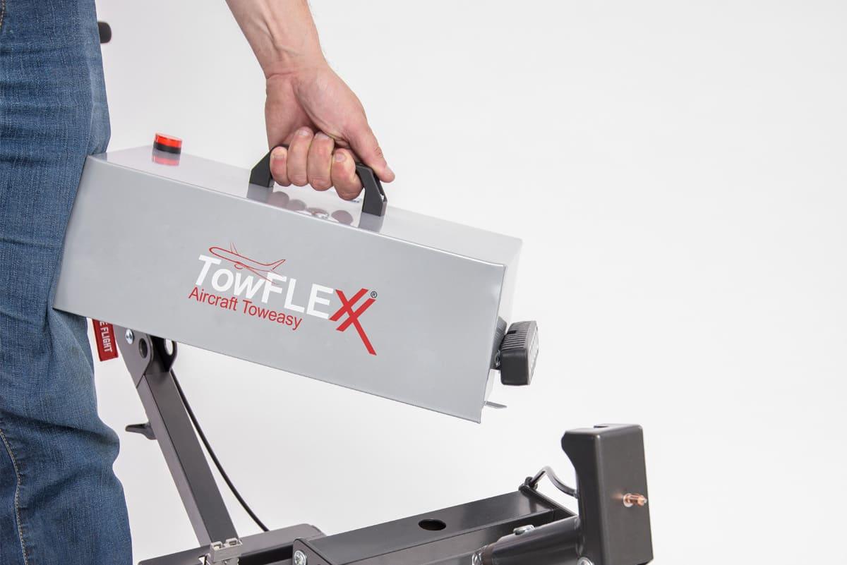 Austauschbarer Akku für den Towflexx TF2 (Schleppmaxxe 2)