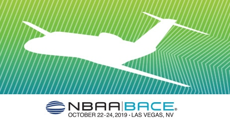 Trade Show NBAA Bace in Las Vegas