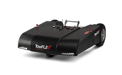 TowFLEXX TF3 electric towbarless remote controlled Aircraft Tug